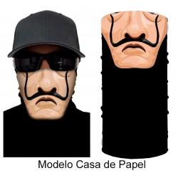 Mascara Pañuelo Multi Funcional Moto Nieve - Accesorios MotoCiclista - FMX Covers - 11